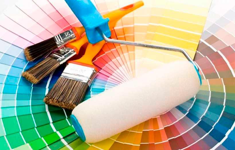 Чем покрасить кирпичную печь