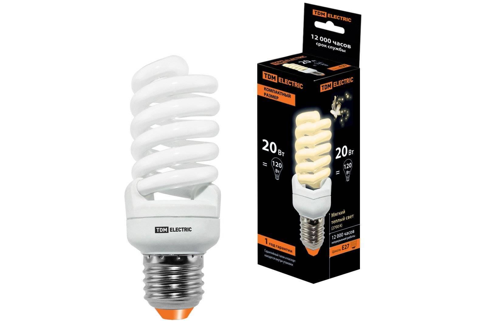 Сравнение светодиодных и люминесцентных ламп: главные отличия