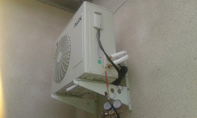 Можно ли включать кондиционер зимой при минусовой температуре