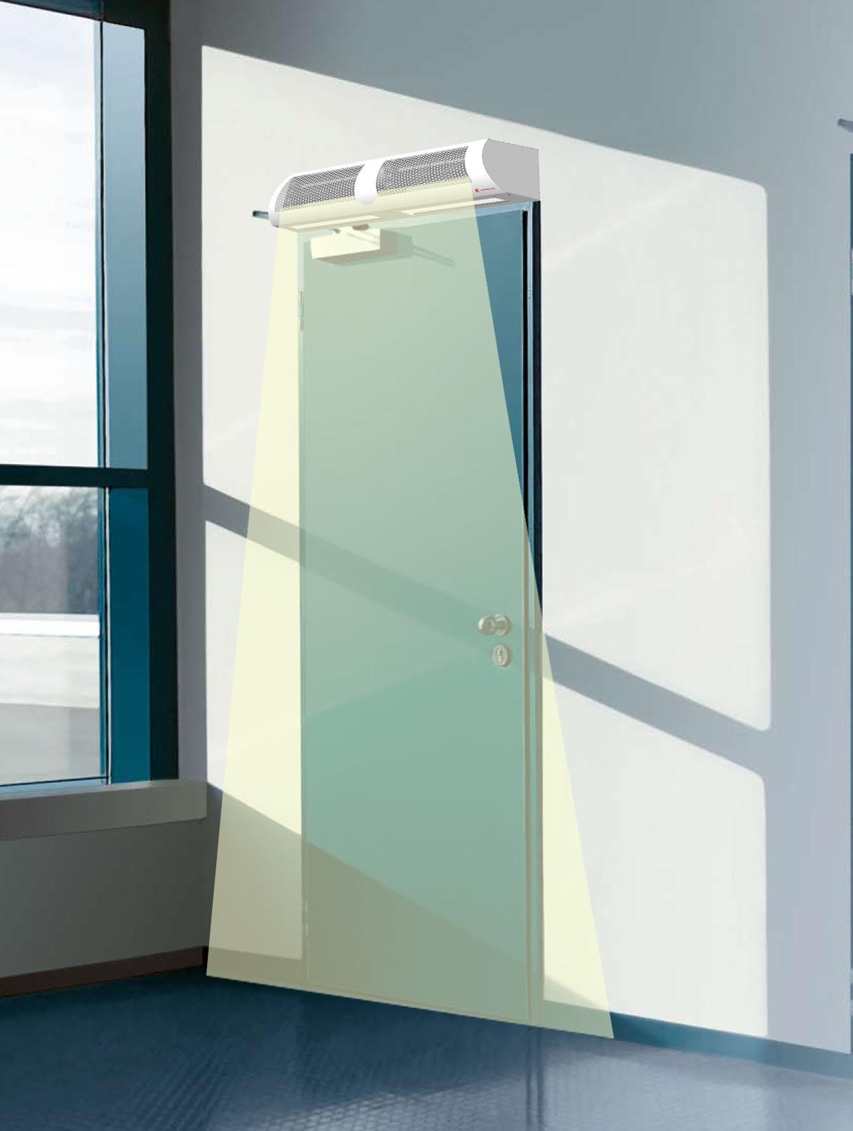 Как выбрать тепловую завесу для дома и прочих помещений