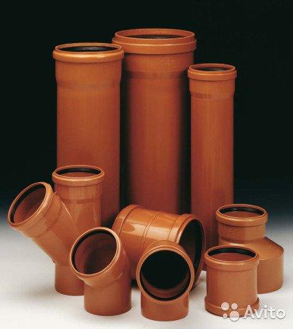 Трубы для наружной канализации пвх | группа полипластик