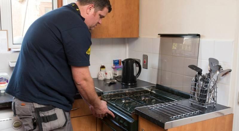 Правила установки газовых плит в квартирах – все о газоснабжении
