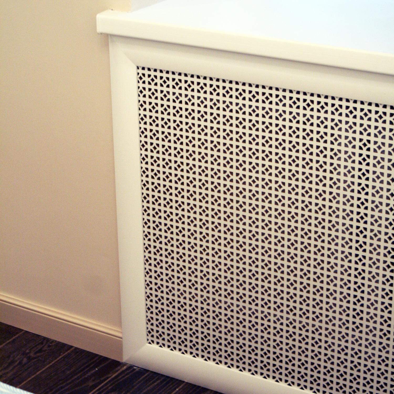 Экран на батарею отопления: советы как правильно выбрать защитный и декоративный экран для радиатора отопления