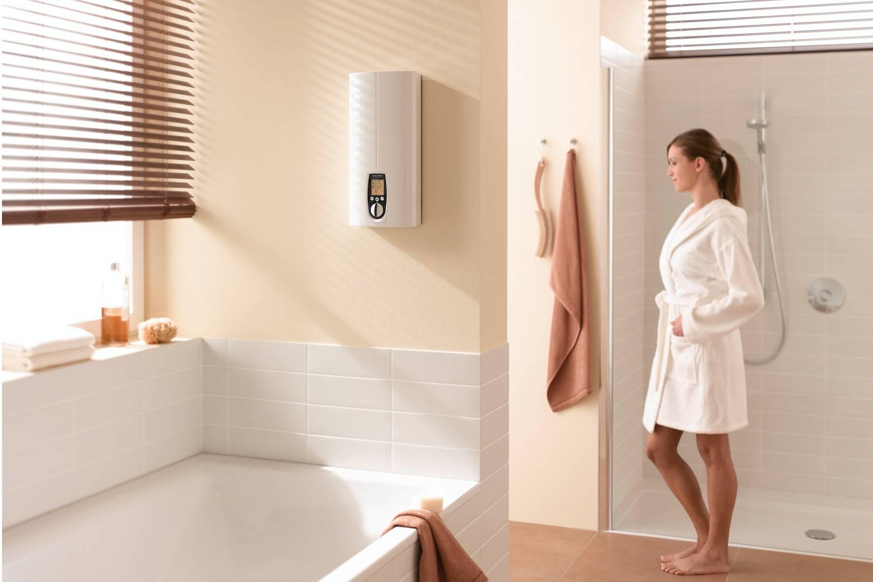 Как выбрать электрический водонагреватель для дома