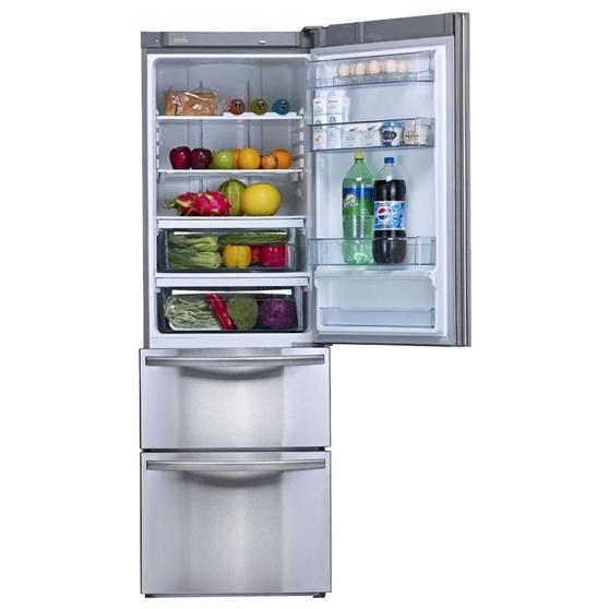 Двухкамерный холодильник shivaki: поясняем по пунктам