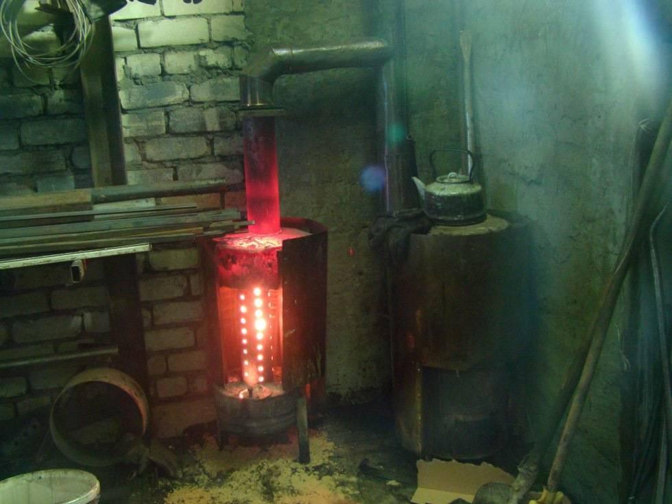 Как сделать отопление в гараже своими руками: схема системы водяного отопления и от электричества
