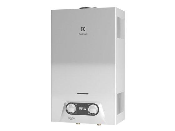 Особенности газовых колонок electrolux