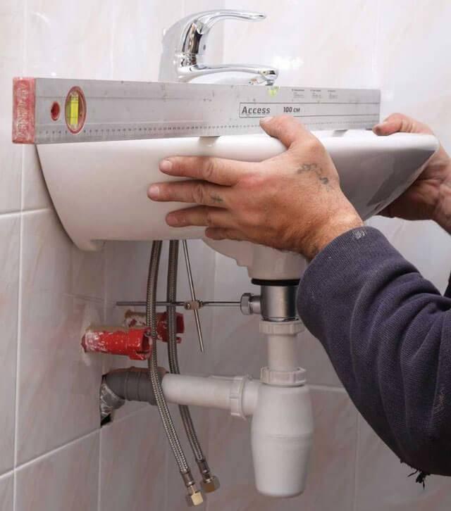 Как правильно выполнить крепление раковины к стене: поэтапный инструктаж