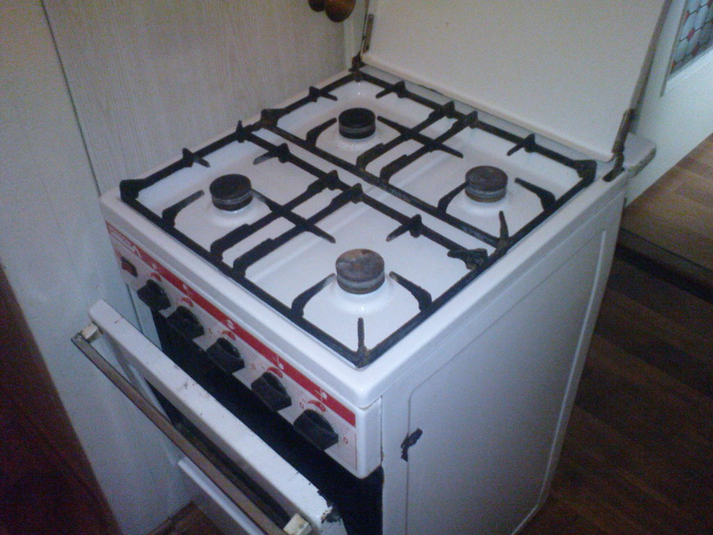 Утилизация газовых плит: как бесплатно вывезти старую газовую плиту