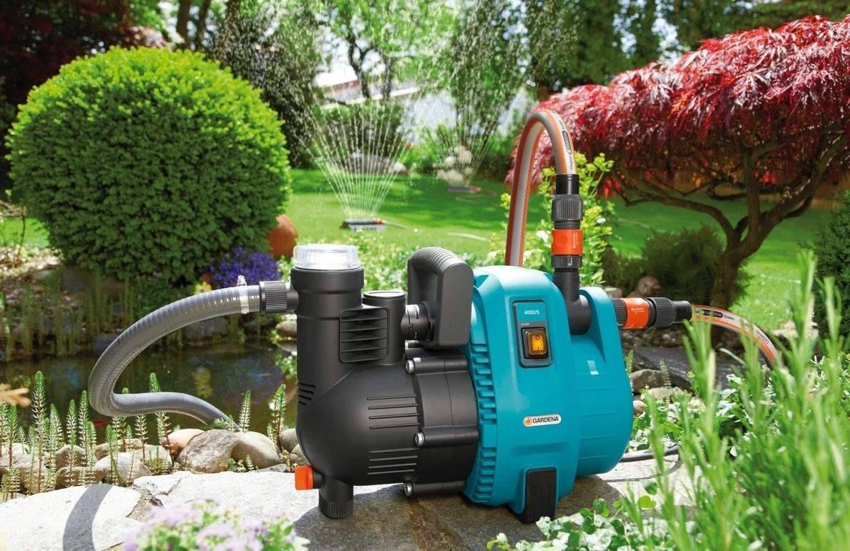 ➤ как выбрать насос для полива огорода | мы строители ✔1