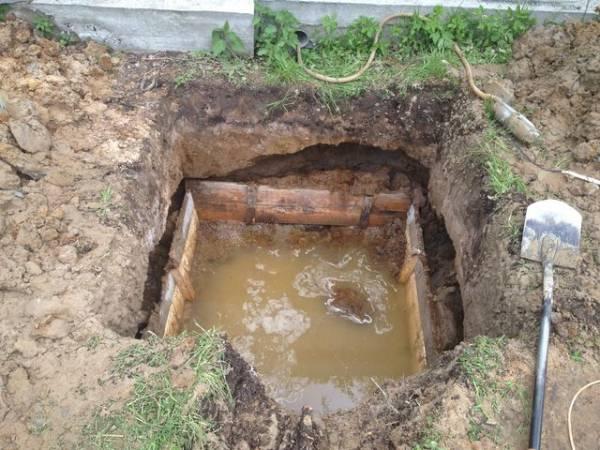 Дачная канализация при высоком уровне грунтовых вод - все о септиках