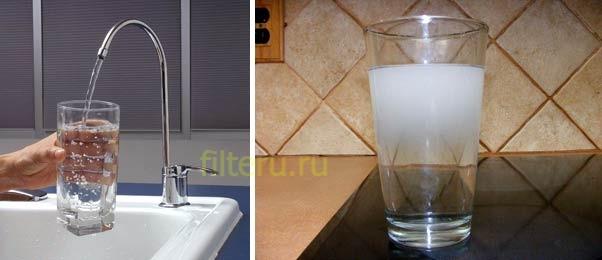 Очистка воды из скважины: что делать если вода в скважине мутная или желтеет