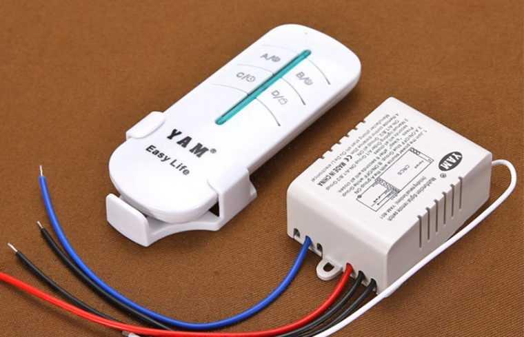 Дистанционное управление освещением, что для этого нужно и какие преимущества у дистанционного управления освещением