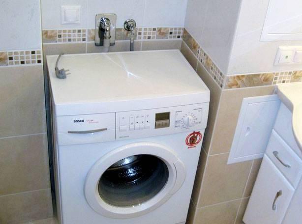 Особенности подключения стиральной машины к водопроводу и канализации своими руками