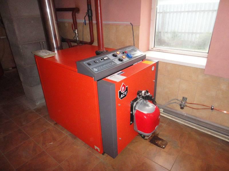 Дизельный котел отопления, расход топлива для загородного дома при обогреве на солярке
