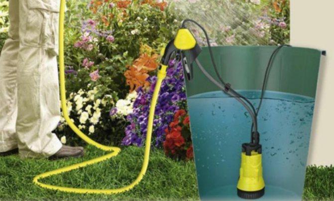 Виды и особенности подбора водяного насоса для полива огорода