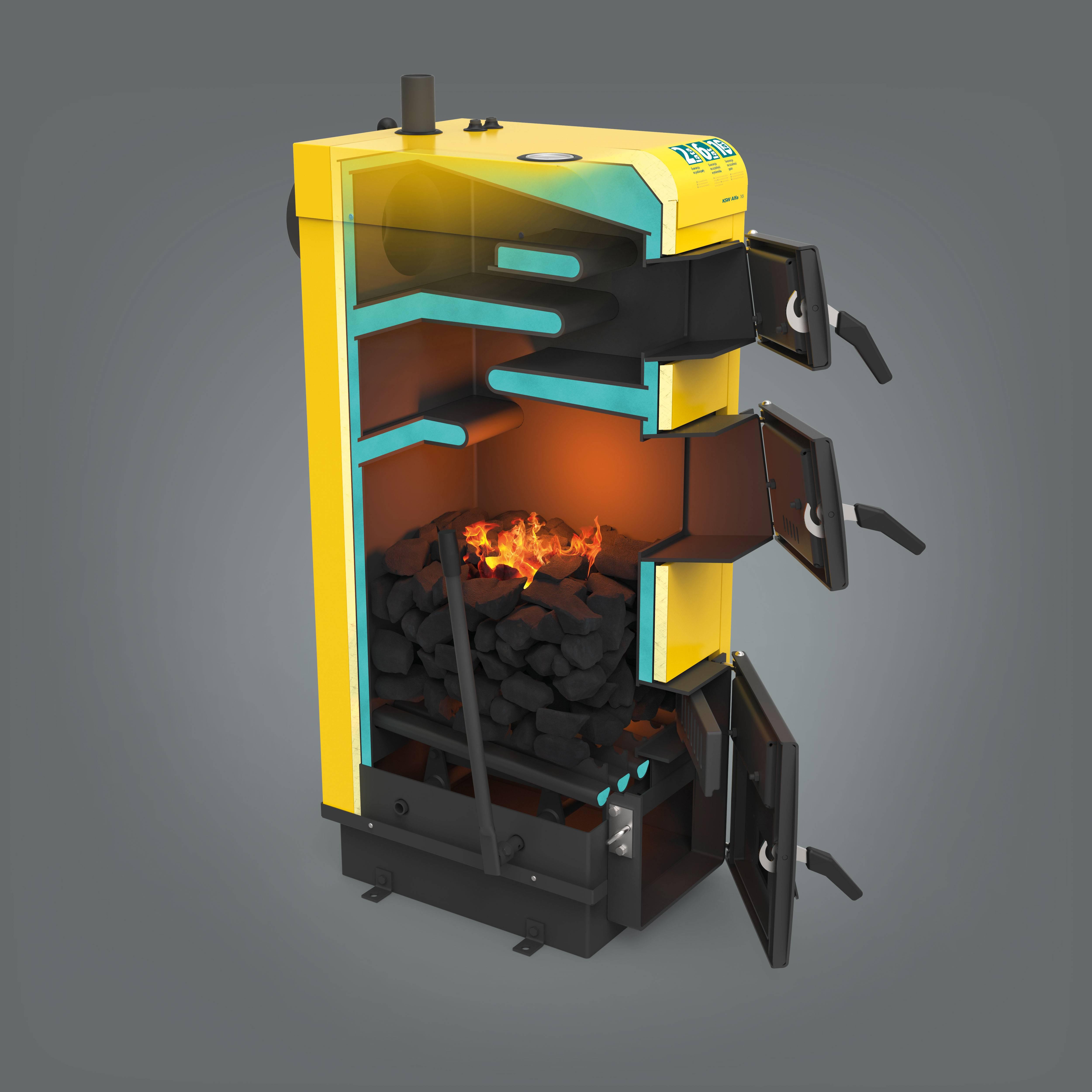 Обзор лучших твердотопливных котлов отопления