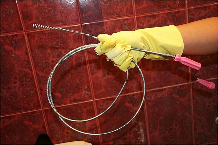 8 способов прочистки труб от засоров