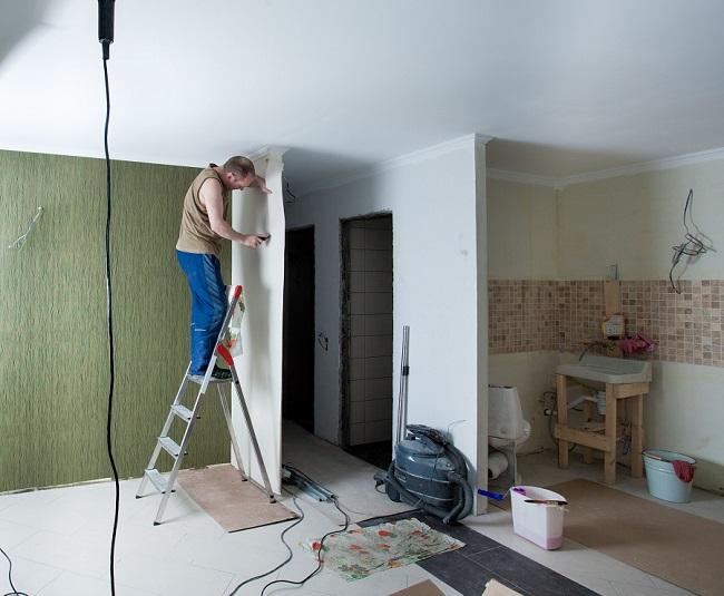 Как выровнять стены в квартире не хуже мастера — строительство и отделка — полезные советы от специалистов