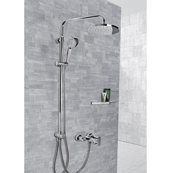 Смеситель с длинным изливом и душем для ванны: термостатический продукт, как выбрать длину излива, продукция российского производства