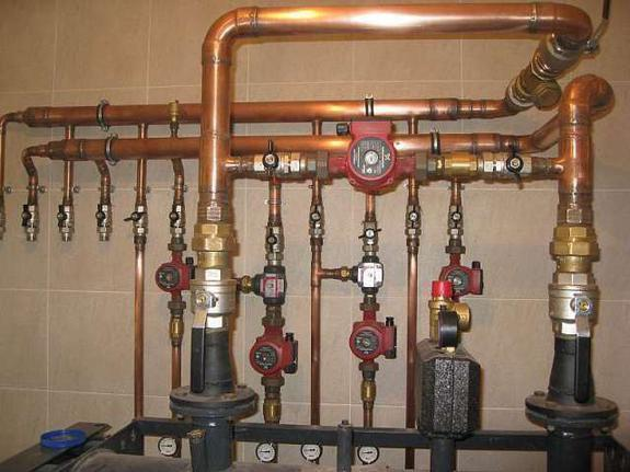 Медные трубы для отопления, достоинства и недостатки, особенности монтажа и эксплуатации, технология сварки