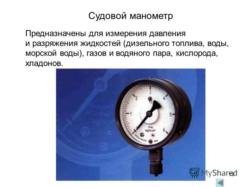 Манометрические термометры: принцип действия и методика поверки