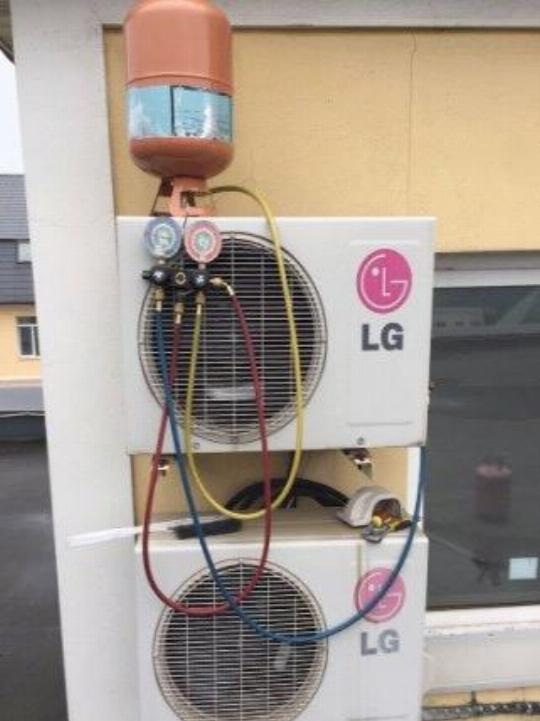 Заправка сплит системы: как заправить фреоном климатическое оборудование своими руками