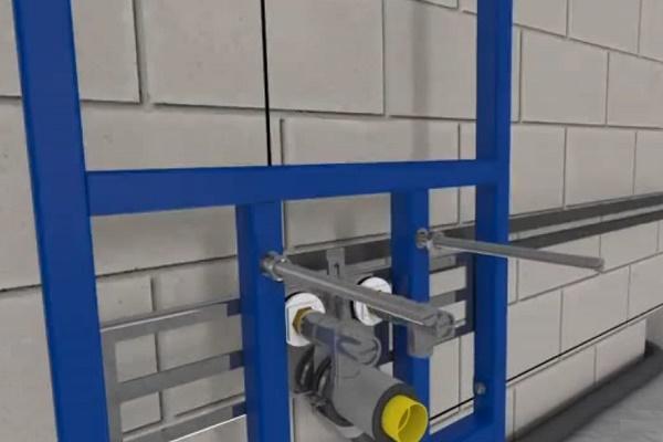 Установка инсталляции унитаза: инструкция и стоимость