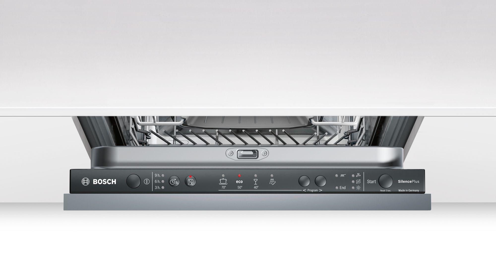 Посудомоечная машина bosch serie 2 smv 23ax00 r: отзывы и обзор