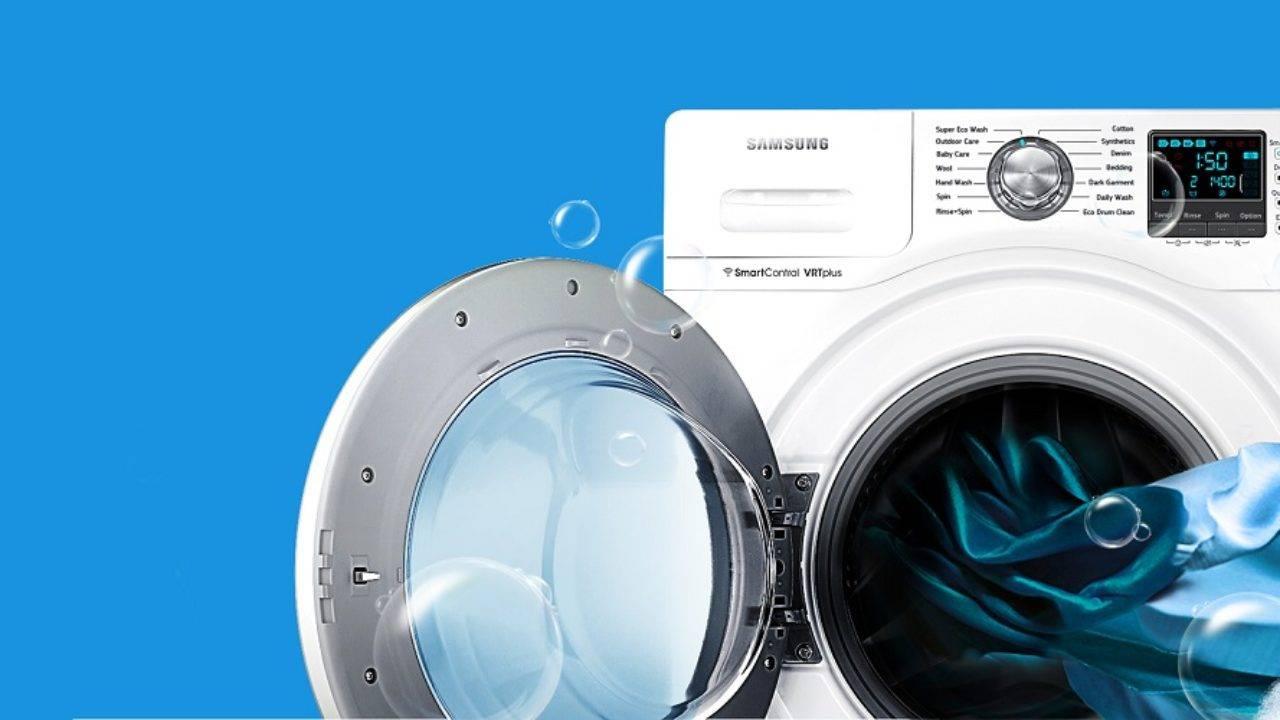 7 лучших стиральных машин samsung – рейтинг 2020 года