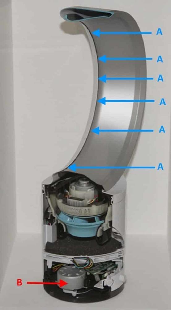 Безлопастной вентилятор: принцип работы настольных и напольных моделей без лопастей, как сделать устройство своими руками