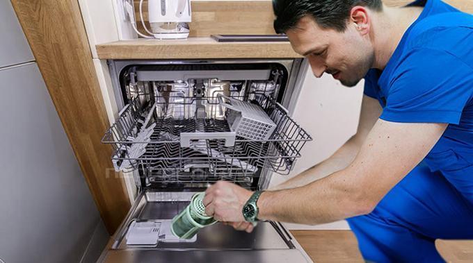 Что делать, если не работает посудомоечная машина — ремонт своими руками