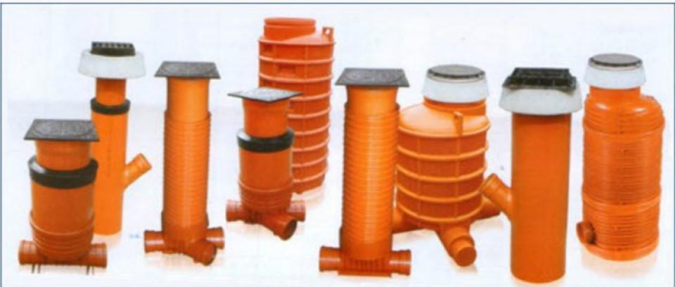 Современное устройство колодца канализационного: перепадного, со стояком, пластикового