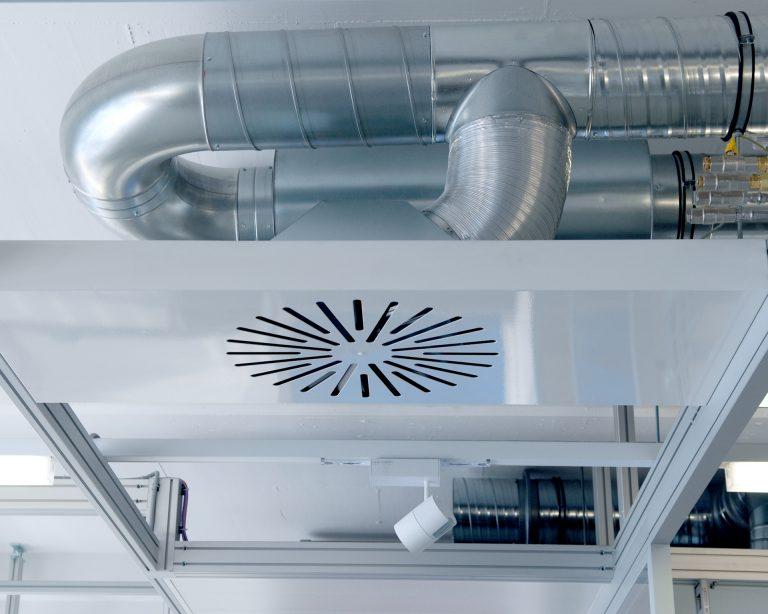 Вентиляция и кондиционирование воздуха в здании: процесс и типы систем