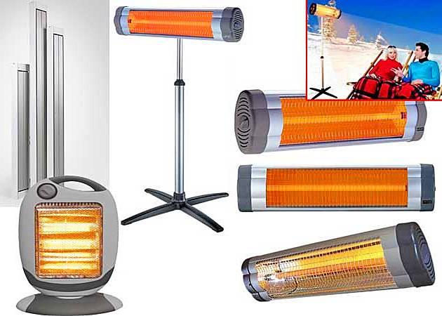Инфракрасное отопление частного дома — все виды обогревателей