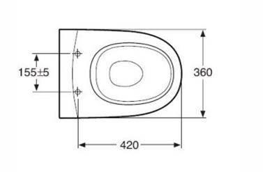 Крышка для унитаза: виды креплений, как подобрать размеру, модели производителей cersanit и santek, sanita luxe и gustavsberg