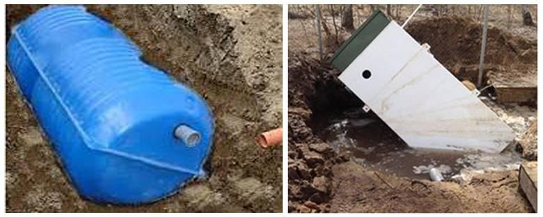 Канализация в частном доме при высоком уровне грунтовых вод — как сделать, устройство