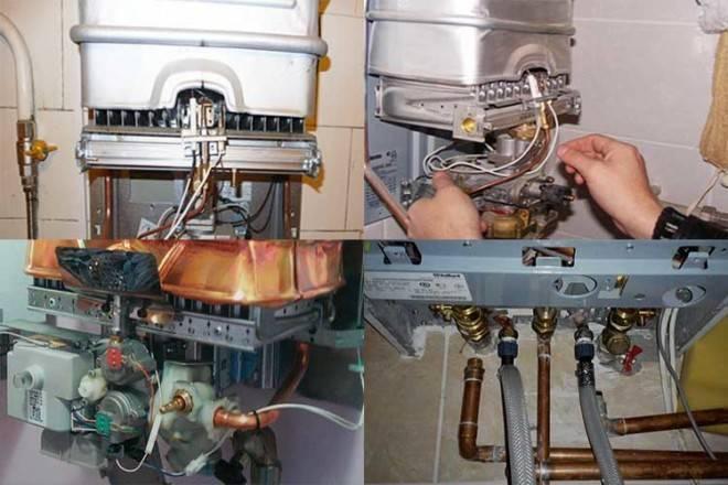 Почему газовая колонка не греет воду: причины, что делать, если газовая колонка плохо греет воду