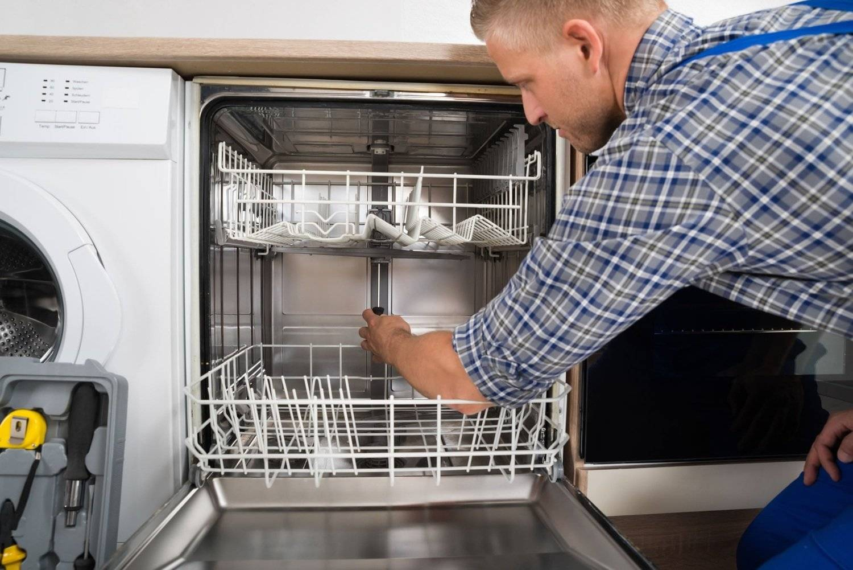 Первый запуск посудомоечной машины - инструкция
