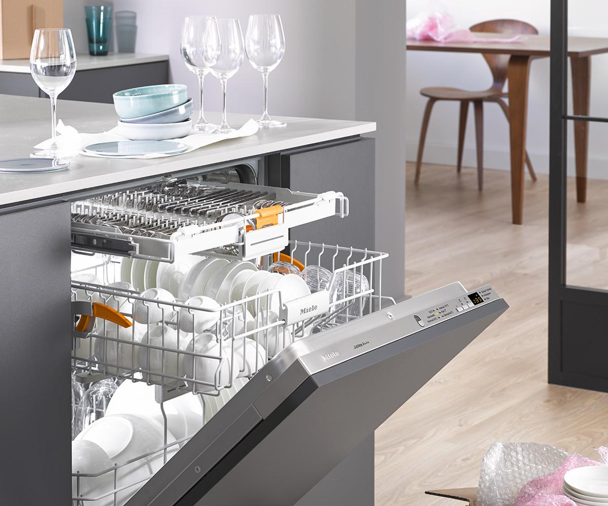Посудомоечная машина miele - обзор, отзывы