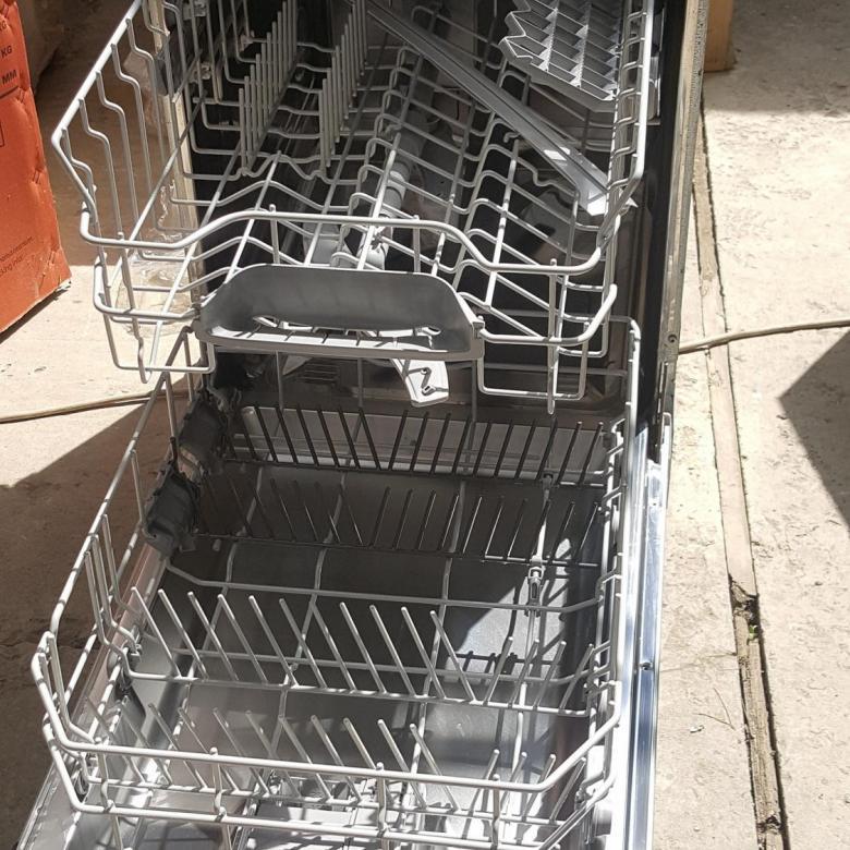 Посудомоечная машина siemens sr64e003ru