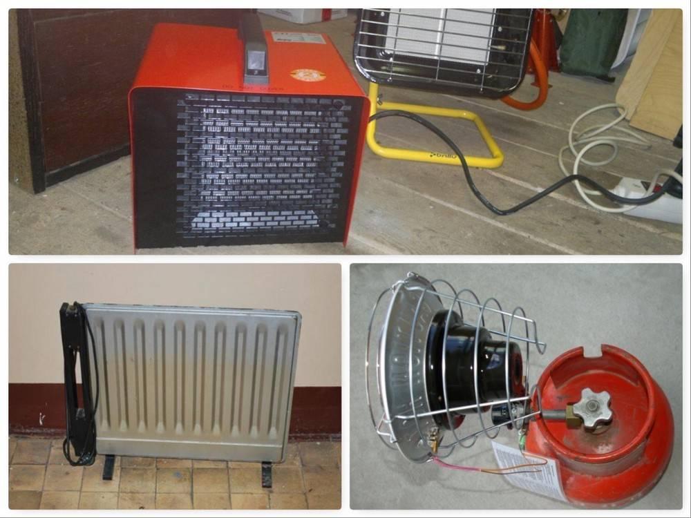 Виды газовых обогревателей: какой лучше выбрать, рейтинг лучших