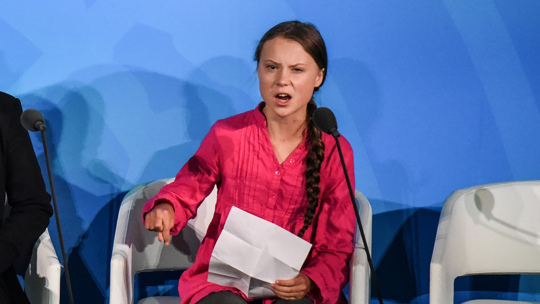Грета тунберг, последние новости. почему она обещает потепление только на 1,5 градуса. новости мира.
