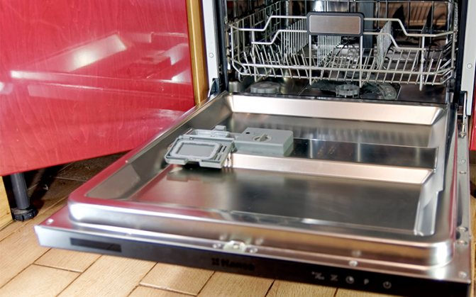 Как пользоваться посудомоечной машиной: первый запуск