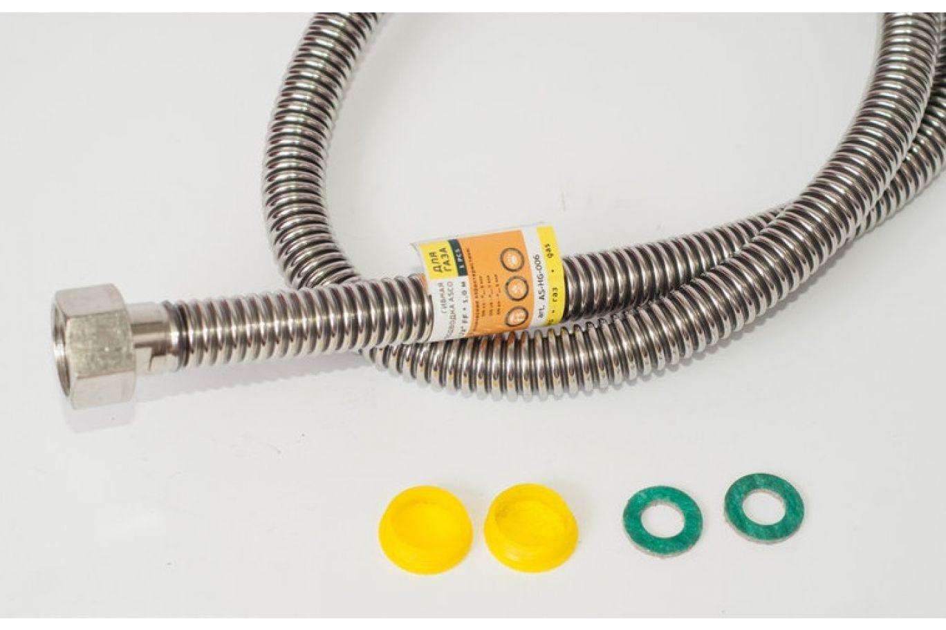 Газовые шланги для газовых плит: особенности, какой лучше