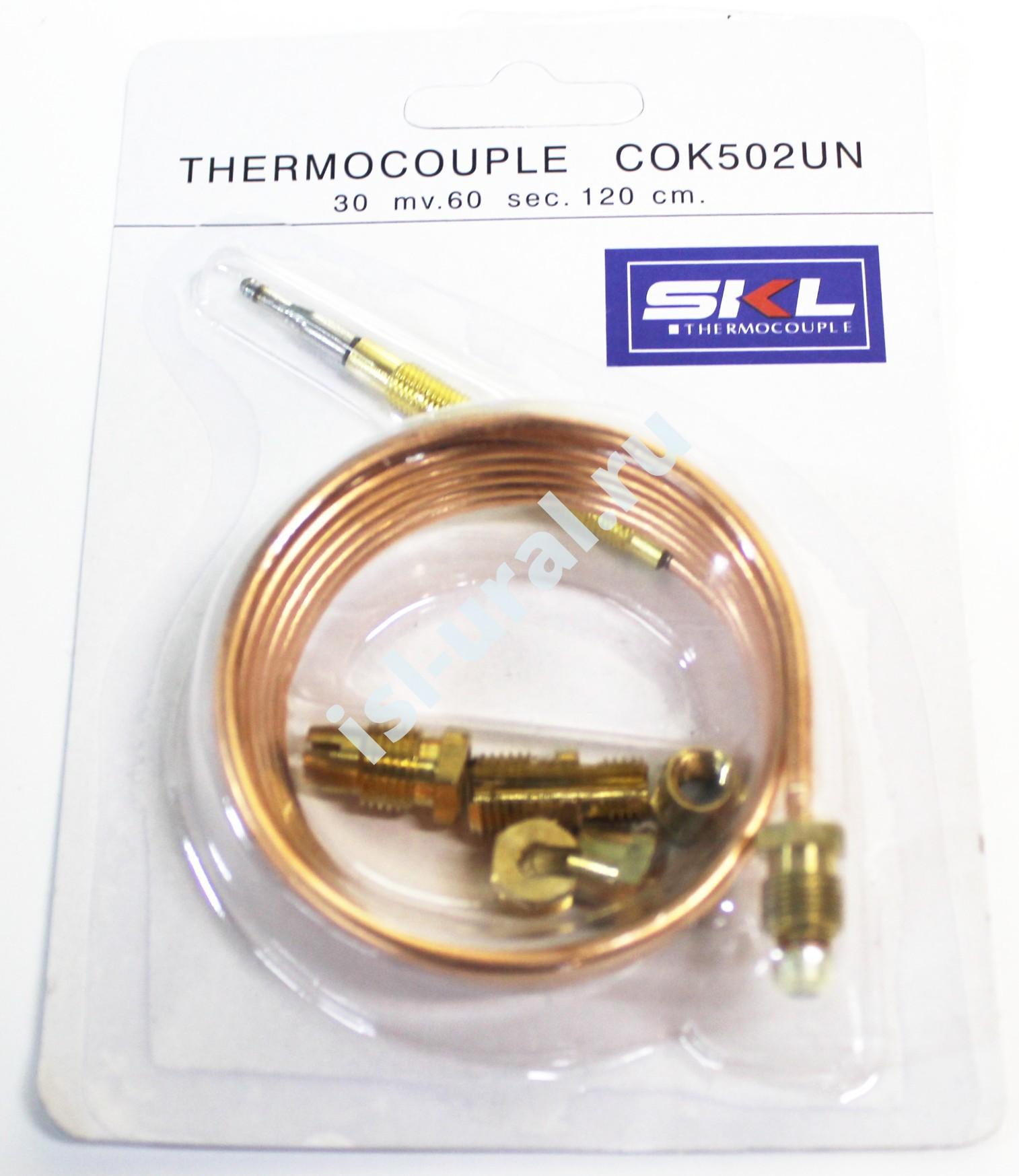 Термопара для газовой плиты: устройство, принцип работы, замена своими руками