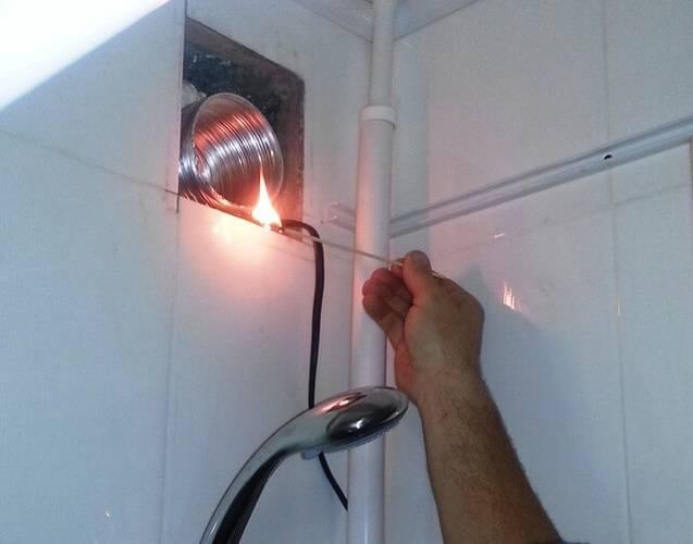 Как пользоваться газовой колонкой и как включить