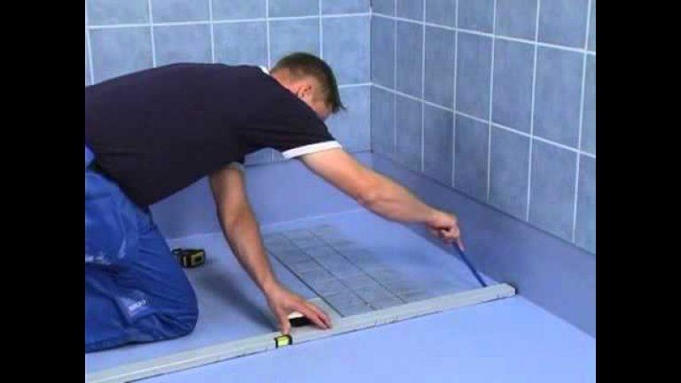 Гидроизоляция ванной комнаты перед укладкой плитки, как правильно сделать