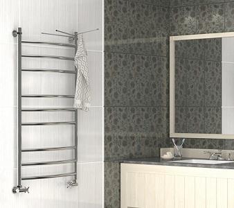 Полотенцесушитель – водяной или лучше электрический? + видео / vantazer.ru – информационный портал о ремонте, отделке и обустройстве ванных комнат
