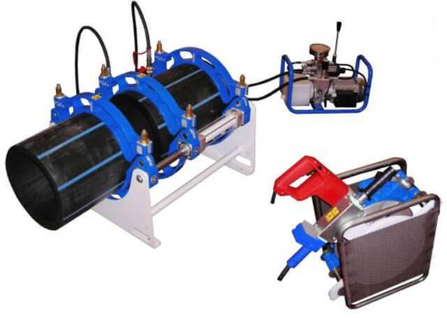 Сварка труб пнд: аппарат для полиэтиленовых изделий большого диаметра, стыковая технология сварки пэ своими руками